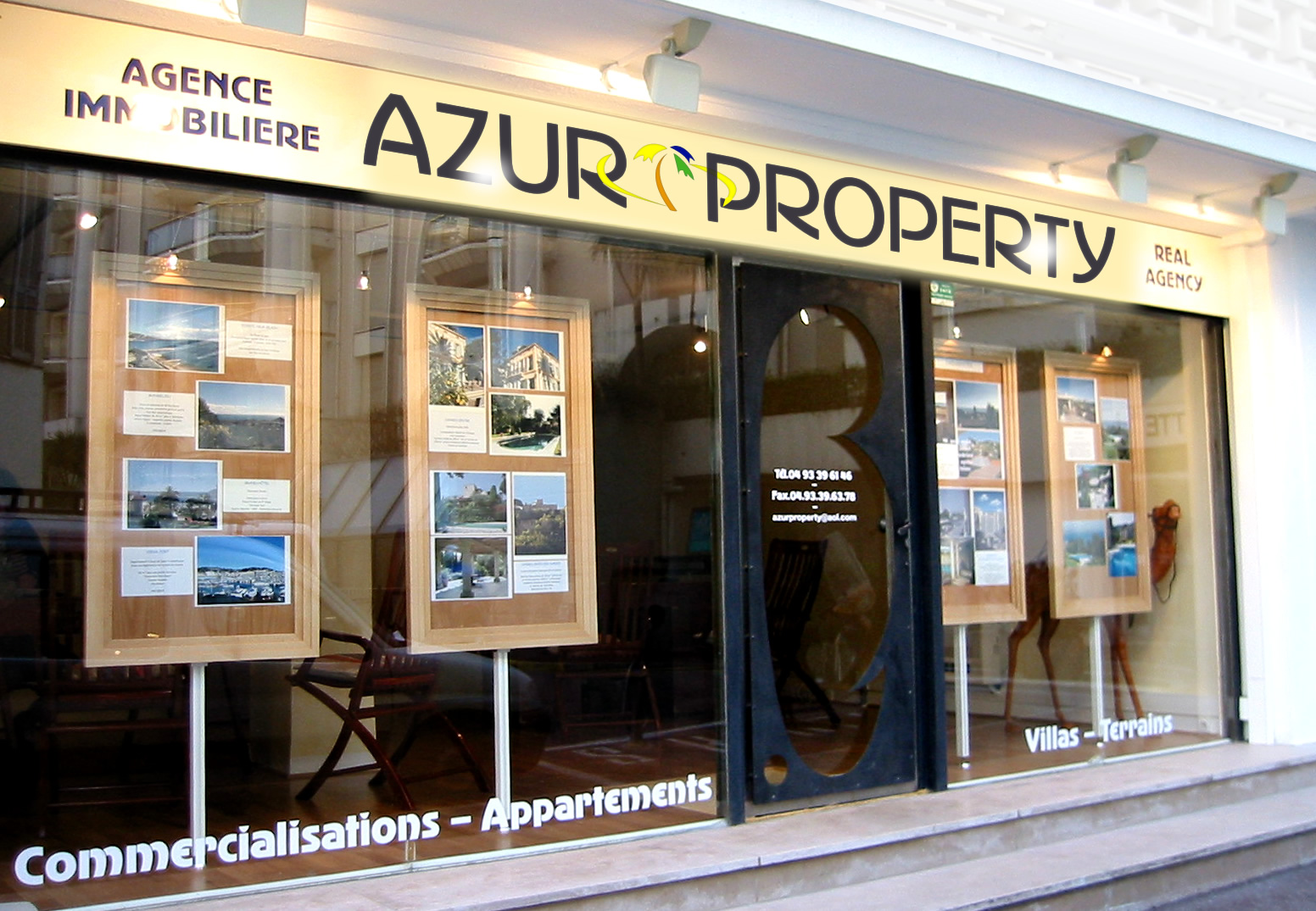 Agence immobili re cannes annonces immobili res azur for Annonce immobiliere agence